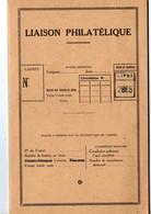 Dahomey. Soudan. Senegal. Lot De 140 Timbres Sur Carnet De Circulation. Neufs Et Oblitérés. - Collections (with Albums)