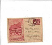 Karte Aus Freiwaldau Sudeten 1943 - Covers & Documents