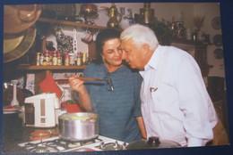 GENERAL ARIEL SHARON PRIME MINISTER POSTCARD ISRAEL PC ANSICHTKARTE SOUVENIR POST CARD PHOTO STAMP CACHET - Israel
