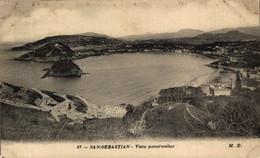 San Sebastián. Vía Panorámica. Guipuzcoa España Spain - Guipúzcoa (San Sebastián)