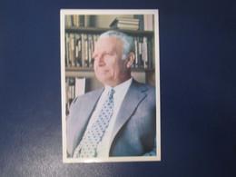 VINTAGE PRESIDENT EFRAYM KATZIR LEADER POSTCARD ISRAEL PC ANSICHTKARTE SOUVENIR POST CARD PHOTO STAMP CACHET - Israel