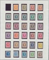 Houyoux - Série Complète çàd N°190/210** Neuf Sans Charnières (MNH) + Quelques Nuances Supplémentaires. - 1922-1927 Houyoux