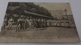 CPA - LYON, CHARABARA -  167. Exercices Du 99e De Ligne(le Rapport) - Lyon 1