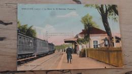 VEAUCHE : La Gare De St Galmier Veauche ................ 387 - Otros Municipios