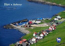 Faroe Islands Suduroy Hov Føroyar New Postcard Färöer AK - Faroe Islands