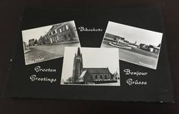 Langemark-Poelkapelle Bikschote - Groeten Uit - Bonjour - Greetings Grüsse - Langemark-Poelkapelle