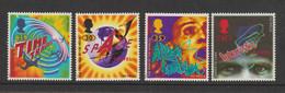 Engeland 1995 Mi.nr.1576-1579   SG.nr. 1878-1881  MNH - Unused Stamps