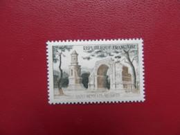 FRANCE VARIETE ST REMY N° 1130 VALEUR EFFACEE - Curiosa: 1950-59 Postfris
