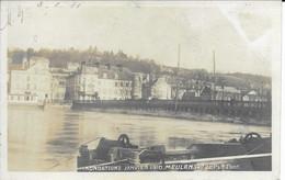 Meulan    Le Petit Pont  Innondation De 1910 - Meulan