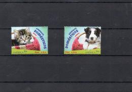 PERU, 2018 , DOG, CAT, UPAEP, 2v. MNH** NEW!! - Hunde