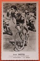 Cyclisme  : Jean Dotto , Série Miroir Sprint - Radsport