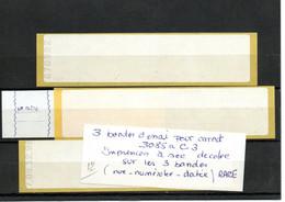 Bandes D'essai Sur 3085a C3 - Unclassified