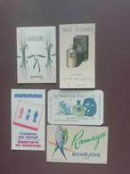 Cartes Parfum Parfumkaarten 5 Stuks - Parfumkaarten
