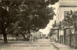 SÉNÉGAL - Carte Postale - Dakar - Place Protet - L 74744 - Sénégal