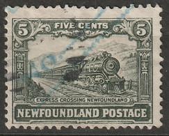 Newfoundland 1929 Sc 167  Used - 1908-1947