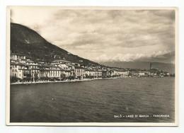 W5699 Salò (Brescia) - Lago Di Garda - Panorama / Non Viaggiata - Altre Città