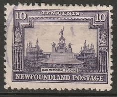 Newfoundland 1929 Sc 169  Used - 1908-1947