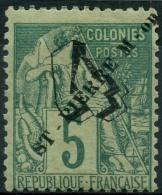 Saint Pierre Et Miquelon (1892) N 50 * (charniere) - Neufs