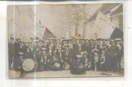 Carte Photo : Honneur Aux Conscrits De Ballancourt - Ballancourt Sur Essonne