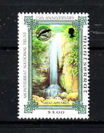 Montserrat - 1995. Cascata Great Alps. Falls. MNH - Géographie