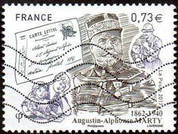France Oblitération Moderne N° 5190 Inspecteur Général Des PTT - Augustin-Alphonse Marty - Francia
