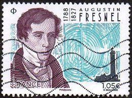 France Oblitération Moderne N° 5319 - Augustin Fresnel Père De L'optique - Francia