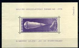 Polonia (HB) Nº 6. Año 1938 - Hojas Completas
