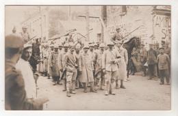 6433 , FOTO-AK, WK I, Gefangene Franzosen - Oorlog 1914-18