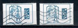 YT 4975 & 5019  Ciappa Europe - Francia