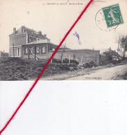 CP 62 -   FEUCHY  -  Mairie Et école - Otros Municipios