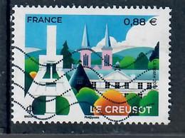 YT 5345-17 Le Creuzot - Francia