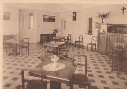 Hôpital Psychiatrique De L'Etat à Mons. Salle De Jour (pensionnaires) - Mons