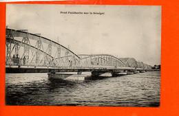 Afrique - Sénégal - Pont Faidherbe Sur Le Sénégal ( Pont) - Sénégal