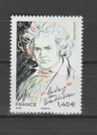 FRANCE / 2020 / Y&T N° 5436 ** : Ludwig Van Beethoven X 1 - Francia