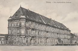 N°7367 R -cpa Mainz -das Churfürstliche Schloss- - Mainz