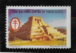 Guatemala Vignette - B/TB - Guatemala