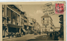 78 - Saint Germain En Laye : Rue Du Vieux Marché - Le Crédit Lyonnais - St. Germain En Laye