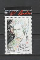 FRANCE / 2020 / Y&T N° 5436 ** : Ludwig Van Beethoven X 1 BdF Haut - Francia