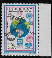 Uruguay Poste Aérienne N°411 - Neuf ** Sans Charnière - TB - Uruguay