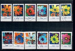 YT AA 1851-60 A 1862 Série Complete Cosmos - Francia