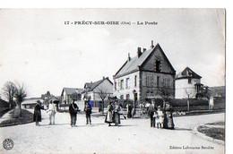 PRECY-SUR-OISE (Oise) - La Poste - Précy-sur-Oise