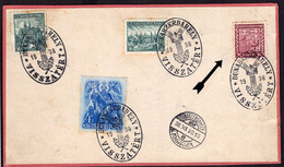 Tchécoslovaquie - 1938 - Cachet Spécial - A1RR2 - Czechoslovakia