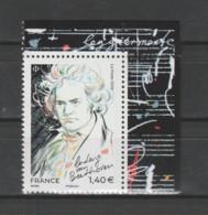 FRANCE / 2020 / Y&T N° 5436 ** : Ludwig Van Beethoven X 1 CdF Sup D - Francia