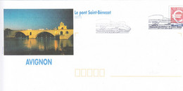 France-84 -Avignon-7/6/2001- Inauguration Du TGV Méditerranée (illuustraion: Motrice Du TGV) - Eisenbahnen