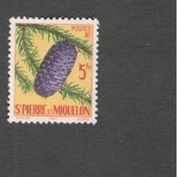 ST:PIERRE&MIQUELON....1959: Yvert  359mnh** - Ongebruikt