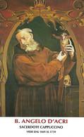 B. ANGELO D'ACRI   - M - PR - Mm. 70 X 110 - Religion & Esotericism