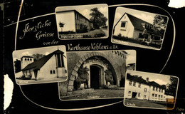 HERZLICHE GRUSSE VON DER KARTHAUSE KOBLENZ A. RH. ALEMANIA GERMANY DEUTSCHLAND - Sin Clasificación