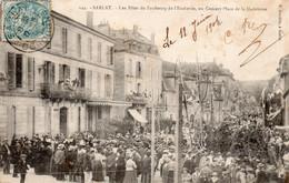 SARLAT - Les Fetes De L' Endrevie , Un Concert Place De La Madeleine . - Sarlat La Caneda