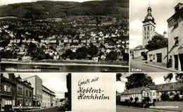 GRUẞ AUS KOBLENZ HORCHHEIM. ALEMANIA GERMANY DEUTSCHLAND - Sin Clasificación