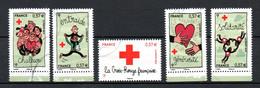 B373-9 France Oblitéré N° 4699 à 4703 à 10 % De La Côte. A Saisir !!! - Francia